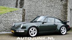 Porsche 964 Turbo foto's » Autojunk.nl (160194)