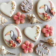 """""""Mi piace"""": 940, commenti: 17 - Mintlemonade's Cookies (@mintlemonadescookies) su Instagram: """"I made this set of cookies for Practice Bakes Perfect Challenge #23 at Cookie Connection. I used…"""""""
