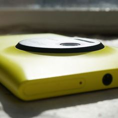 We love this close up shot of the Lumia 1020