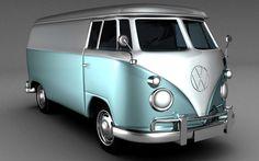 ChibchaStudio - Digital Arts Digital Art, Van, Vehicles, Vans, Cars, Vehicle