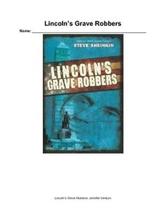 "With this purchase, you will obtain chapter-by-chapter comprehension questions from the book ""Lincoln's Grave Robbers"". These questions…"