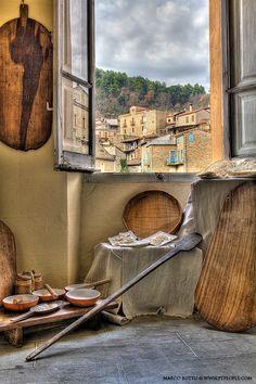 Gavoi, Sardinia. Picture by Marco Buttu