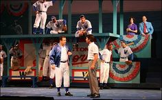 broadway and regional yankees - Google Search | Yankees ... on entertainment ideas, stage storage ideas, stage psd, stage props ideas, stage designer, stage costume ideas, stage setup ideas, stage design, small church ideas, stage wedding, signs ideas, stage smoke effects, stage decor ideas, stage bedroom ideas, stage spotlight, uplighting ideas, stage effects ideas, backdrops ideas, stage seating ideas, stage makeup ideas,