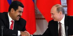 8/29/17 Venezuela Moves Closer to Russia, China, and India for Way Around US Sanctions
