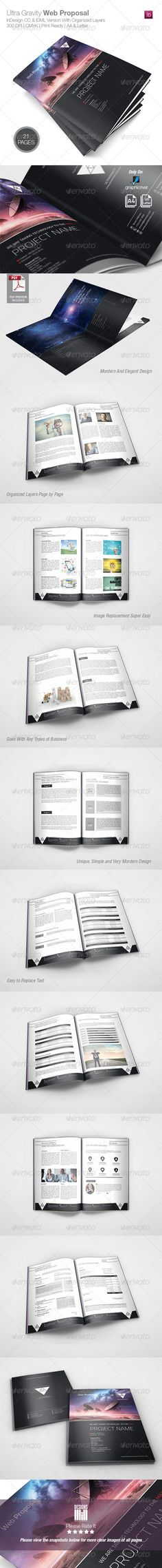 Proposal Template Proposal templates and Invoice layout - generic business proposal template