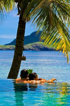 Fiji, I can only imagine!