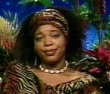 Miss Cleo works weddings apparently! ! :-O