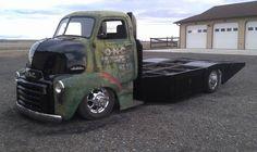 Really nice coe truck