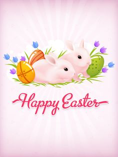 #Easter #Bunny #Eggs