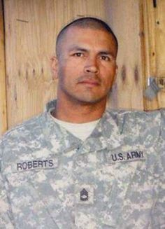 #SEALOfHonor .......Honoring Army Sgt. 1st Class Edgar N. Roberts who selflessly sacrificed his life four years ago ON (August 17, 2010), today in Afghanistan for our great Country. Please help me honor him so that he is not forgotten.