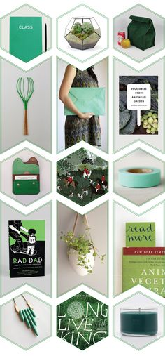 beautifully laid out gift guides