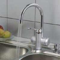 Save on your energy bill and conserve water with an Instant Electric Water Tap