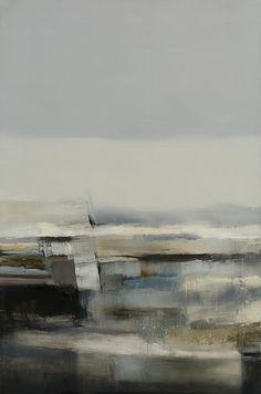 xanthippe thalami art | Sky Field oil on canvas