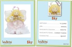 Sky Angel Fairy