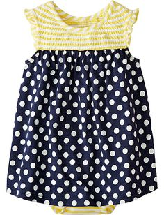 Summer Sun Dress Set from Hanna Andersson