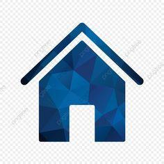 House Clipart, House Vector, Vector File, Vector Icons, Vector Art, Cross Symbol, Building Logo, Modern Home Interior Design, Religious Cross