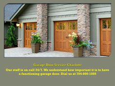 At our garage door company in Charlotte, NC, you can expect us to exceed your expectations when it comes to commercial and residential garage doors. Have you been facing trouble while closing the door of your garage? Is it making an annoying noise? Is your garage door is not in a condition like when it was earlier?
