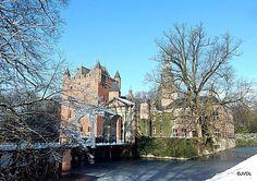 Kasteel 'Nijenrode', Breukelen, Utrecht, Netherlands