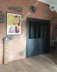 Saint Ouen, Style Loft, Design, Home Decor, Puertas, Atelier, Kitchens, Decoration Home, Room Decor