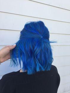 #hair #hairbyorit #haircolor #pravana #color #ion #royalblue #blue #brightblue #wella #wellafreelights #behindthechair #balayage #ombre #highlights #livedinhair #beauty #fashion #vsco #hairstylist #cosmetologist #cosmetology #losangeles #haircut #hairstyle #style #beachwaves #btc #behindthechair @hairbyorit