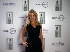 Sip the Grey Goose Femme Fatale with all the sideline style of ESPN reporter, Michelle Beadle.