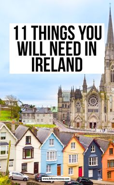 More Than 55 Things You Will Need In Ireland Tips For Ireland Travel ireland traveltips cosas que necesitará en irlanda consejos para viajar a irlanda dinge, die sie in irland brauchen tipps für irland reisen cose che ti serviranno in irlanda suggerimenti Ireland Travel Guide, Dublin Travel, Vacation Ideas, Belfast, Oregon, Ireland Landscape, Ireland Vacation, Hawaii Vacation, Design Poster
