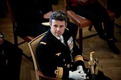 H.K.H. Kronprinsen forestod den 28. oktober 2015 som protektor overrækkelsen af Tordenskiold-Prisen 2015.