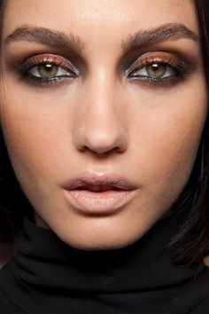 Deep Fall Make Up Trends Looks Ideas For Girls 2013 2014 7 Deep Fall Make Up Trends, Looks & Ideas For Girls 2013/ 2014