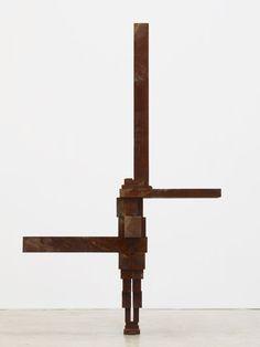 Strain, 2011 by Antony Gormley Sean Kelly Gallery