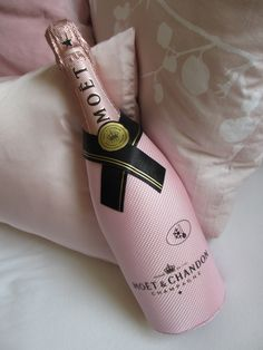 Moet & Chandon Rose.