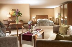 Bridal Suite at the Carlton Millrace Hotel Bridal Suite, Luxury Accommodation, Couch, Furniture, Home Decor, Settee, Decoration Home, Sofa, Room Decor