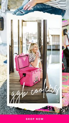 Mom Outfits, Cute Outfits, Pink Chevy, Pink Jeep, Cooler Designs, Summer Romance, Boho Beautiful, Everything Pink, Girls Boutique