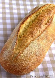 Filone di grano duro | Pane e Gianduia