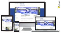 Zahnärzte Teubner, Langenthal, Flexipage, Responsive Webdesign, Internetauftritt