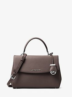 eee4e216c104 Ava Medium Saffiano Leather Satchel by Michael Kors Leather Satchel, Lula  Roe Outfits, Purses