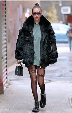 //pinterest @esib123 // #style #inspo #fashion  bella hadid outfit