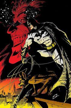 BATMAN - Steve Scott