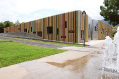 Community Arts Center and Youth Club/France / Mas Architecture/