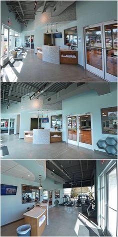 Hampton VA Commercial Interior Design Falcon Creek Clubhouse Sbdva