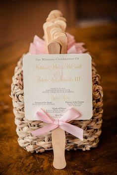 Hey, I found this really awesome Etsy listing at https://www.etsy.com/listing/196828054/blush-wedding-program-fan-flourish