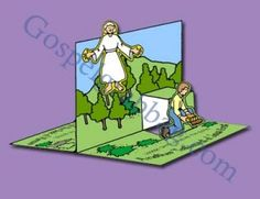 BOOK OF MORMON: Primary CTR-B, Lesson 15, Primary 3 manual, The Coming Forth of the Book of Mormon, Primary Lesson Helps, Sunday Savers book...