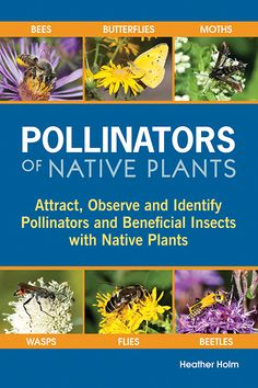 Pollination Press LLC: A small publishing company specializing in bee and pollinator books.