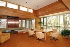 Mid century time capsule home for sale - Des Moines | Flickr - Photo Sharing!