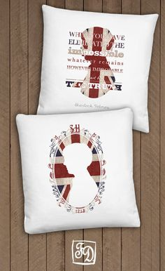 Hey, I found this really awesome Etsy listing at https://www.etsy.com/listing/96599976/sherlock-cameo-bbc-sherlock-pillow