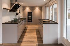 - wohnung zürich - designed by objekt 13 Innenarchitekur - Table, Furniture, Home Decor, Pictures, Kitchens, Interior Designing, Contemporary Kitchens, Decoration Home, Room Decor
