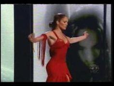 jenifer lopez bailando flamenco