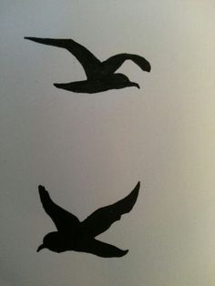 Sketches of mine. #Tattoo bird ideas