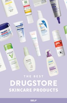 It can be so overwhelming when you're just looking for something that works for your skin at the drugstore. That's why we talked to a panel of RealSelf skin pros to find out what drugstore products they recommend to their patients and actually use themselves. In addition to the doctor's seal of approval, most of the products below are also affordable.