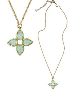 wanting this Kendra Scott necklace - the green stones are just too beautiful