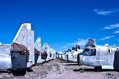 Tucson Airplane Graveyard